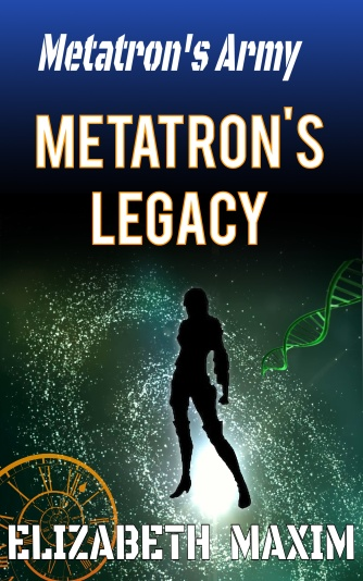Metatron's Legacy cover